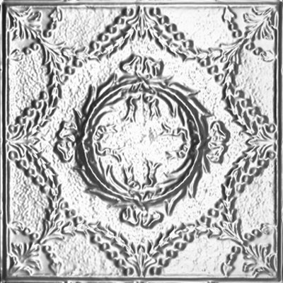 CAESAR'S WREATH - TIN CEILING TILE - 2416