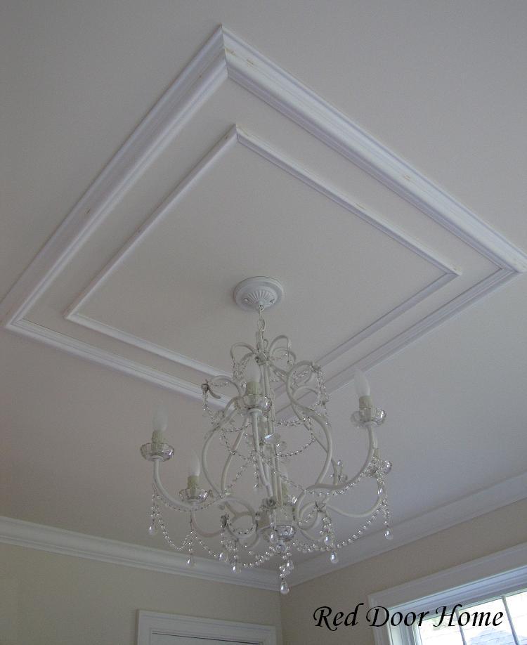 Ceiling molding ideas ceiling tile ideas decorative for Decorative millwork accents