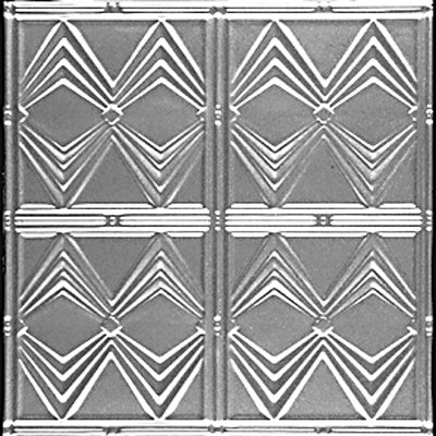 DECO DIAMONDS - TIN CEILING TILE -1220