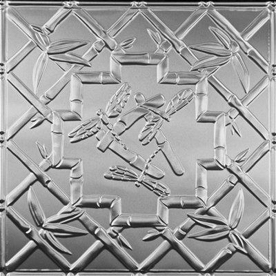 DRAGONFLIES - TIN CEILING TILE - 2489
