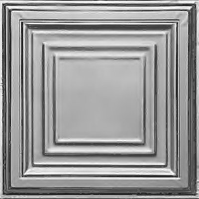 EDGERTON SQUARE - TIN CEILING TILE - 2401