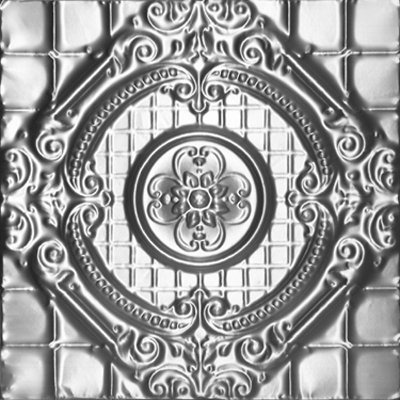 ENGLISH GARDEN - TIN CEILING TILE - 2409