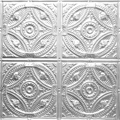 FOUNTAINS AT VERSAILLES - TIN CEILING TILE - 1225