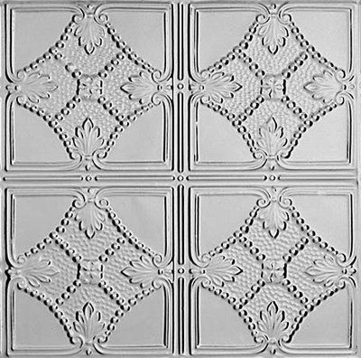 GINGERBREAD - TIN CEILING TILE - 1208