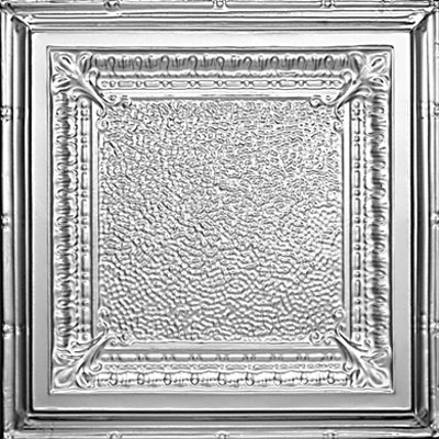 JACKSON SQUARE - TIN CEILING TILE - 2431