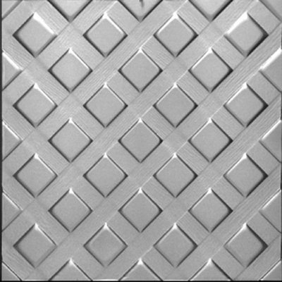 LATTICE - TIN CEILING TILE - 2440