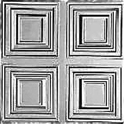 LINCOLN SQUARE - TIN CEILING TILE - 1211
