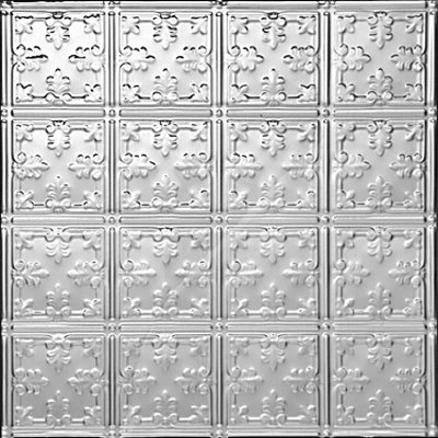 MINI FLUER DE LIS - TIN CEILING TILE - 0605