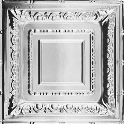 PETERSON'S PERFECT SQUARES - TIN CEILING TILE - 2422