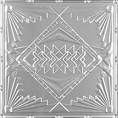PRAIRIE HOUSE - TIN CEILING TILE - 2488