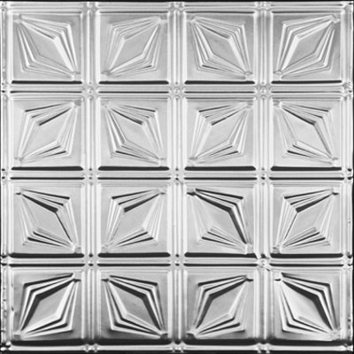 PRISM - TIN CEILING TILE - 0611
