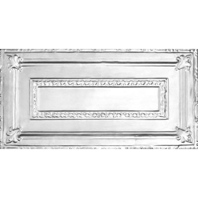 RECTANGULAR TILE - TIN CEILING TILE - 1224