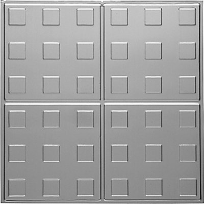 THE LOUNGE - TIN CEILING TILE - 1275
