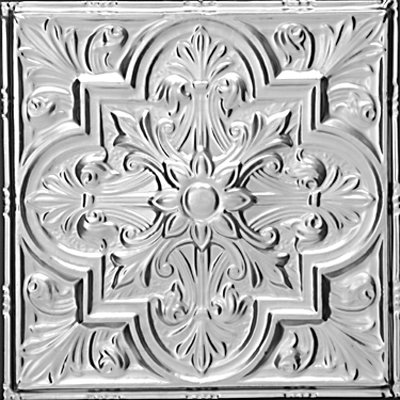 TUSCAN GLORY - TIN CEILING TILE - 2438