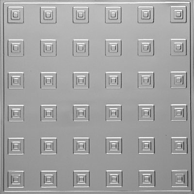 UPTOWN - TIN CEILING TILE - 2478