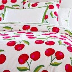 Cherry Duvet Cover