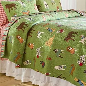 Doggone Good Time Quilt Set