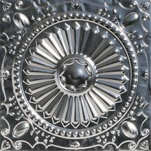 Shanker Starburst Steel Tin Tile