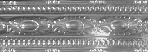 BLACK-EYED SUSANS - TIN CORNICE
