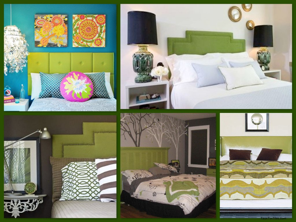 Green Headboard Inspiration