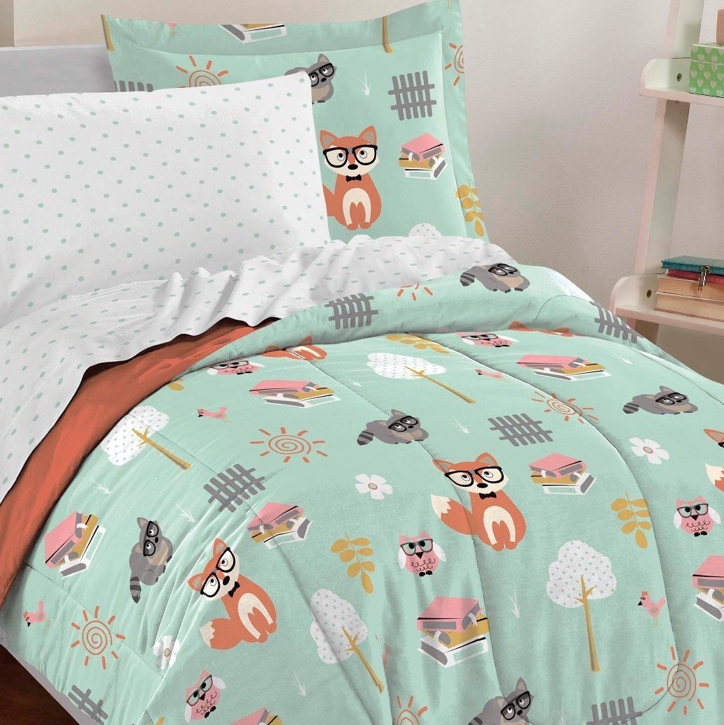 Woodland Friends Comforter Set