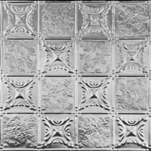 Grandma's Quilt - Tin Ceiling Tile - #0610